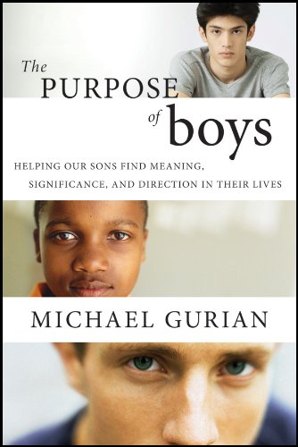 Purpose of Boys Helping Our Sons Find Meaning, Significance, and Direction in Their Lives  2010 edition cover