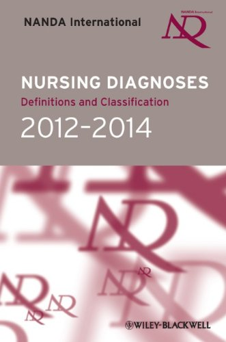 Nursing Diagnoses Definitions and Classification, 2012-2014 9th 2012 edition cover