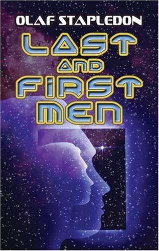 Last and First Men   2008 edition cover