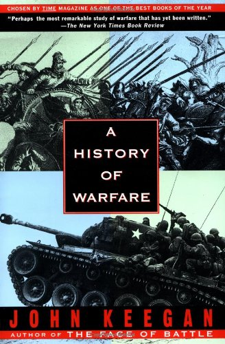 History of Warfare   1993 9780679730828 Front Cover