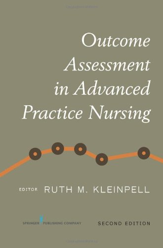 Outcome Assessment in Advanced Practice Nursing  2nd 2009 edition cover