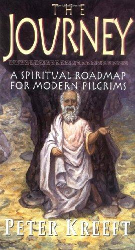 Journey A Spiritual Roadmap for Modern Pilgrims  1997 edition cover
