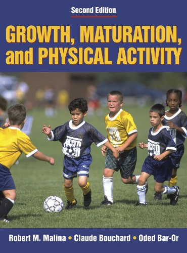 Growth, Maturation, and Physical Activity  2nd 2004 edition cover