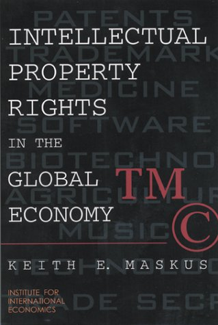 Intellectual Property Rights in the Global Economy   2000 edition cover