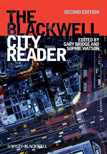 Blackwell City Reader  2nd 2010 edition cover