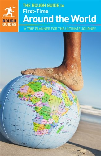 Rough Guide to First-Time Around the World  4th 2013 edition cover