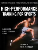 High-performance Training for Sports:   2014 edition cover