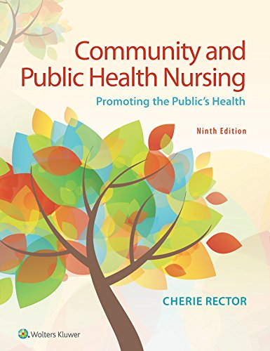 Community and Public Health Nursing Promoting the Public's Health 9th 2016 (Revised) 9781496349828 Front Cover