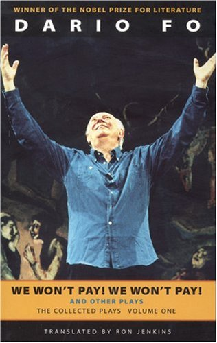 We Won't Pay! We Won't Pay! and Other Plays The Collected Plays of Dario Fo  2001 edition cover