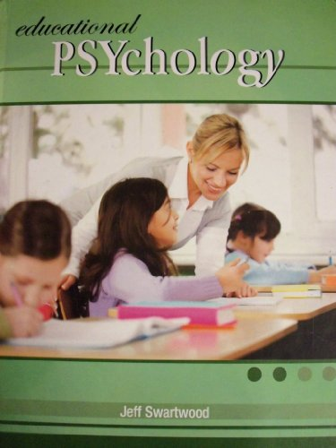 EDUCATIONAL PSYCHOLOGY         N/A edition cover