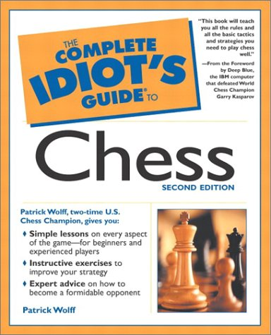 Chess  2nd 2002 edition cover