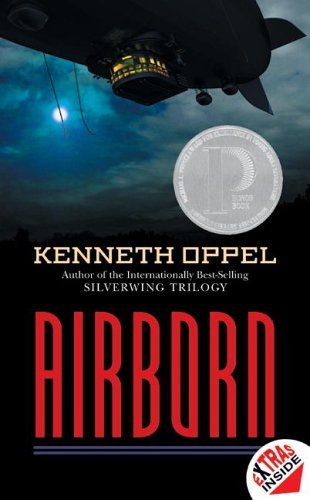Airborn   2005 (Reprint) edition cover