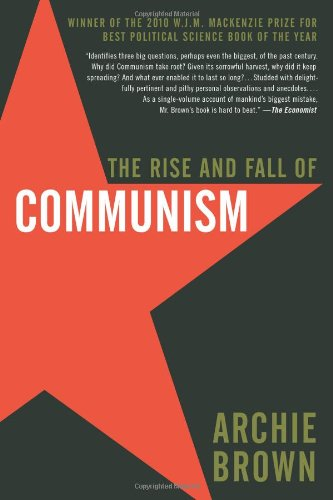 Rise and Fall of Communism  N/A edition cover