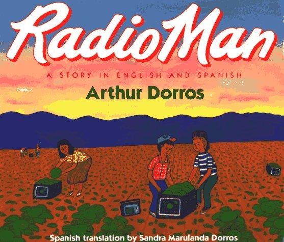 Radio Man   1993 (Reprint) edition cover