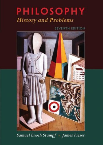 Philosophy History and Problems 7th 2008 (Revised) edition cover