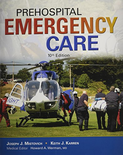 Prehospital Emergency Care  10th 9780133510829 Front Cover