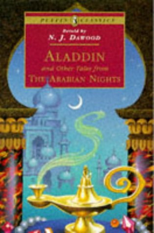 Aladdin and Other Tales from the Arabian Nights   1996 (Abridged) 9780140367829 Front Cover