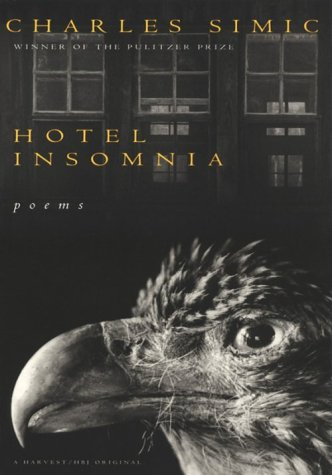 Hotel Insomnia   1992 9780156421829 Front Cover