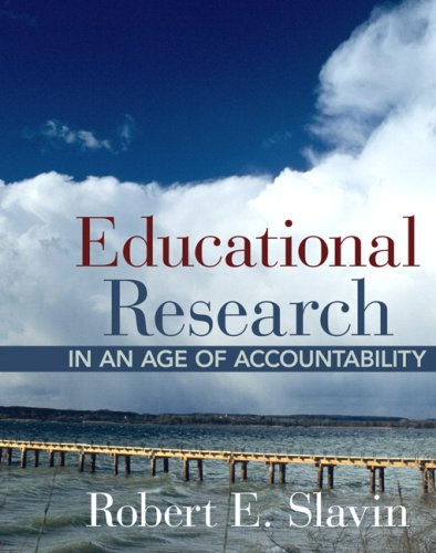 Educational Research in an Age of Accountability  2nd 2007 (Revised) edition cover