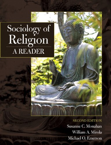 Sociology of Religion A Reader 2nd 2011 (Revised) edition cover