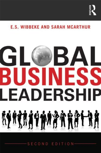 Global Business Leadership  2nd 2013 (Revised) edition cover