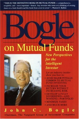 Bogle on Mutual Funds New Perspectives for the Intelligent Investor N/A edition cover