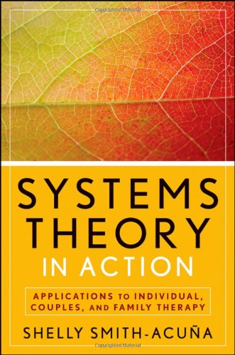 Systems Theory in Action Applications to Individual, Couples, and Family Therapy  2011 edition cover