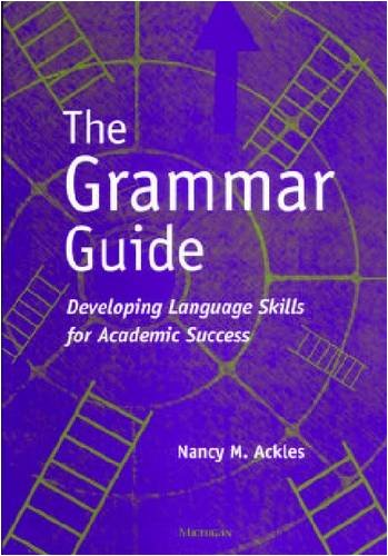 Grammar Guide Developing Language Skills for Academic Success  2003 edition cover