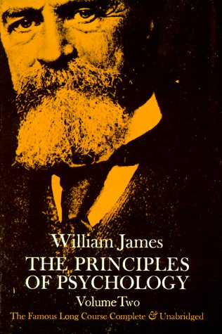 Principles of Psychology  Unabridged edition cover