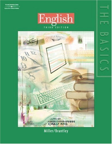 English  3rd 2006 (Revised) 9780538728829 Front Cover