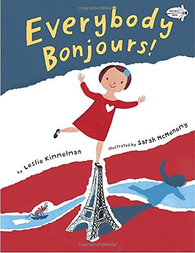 Everybody Bonjours!   2015 9780553507829 Front Cover