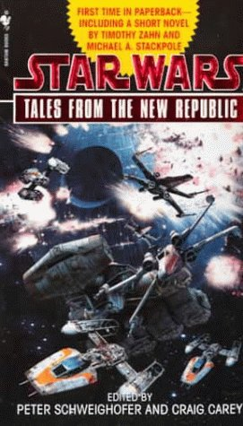 Tales from the New Republic: Star Wars Legends   1999 9780553578829 Front Cover