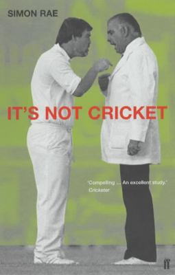 It's Not Cricket N/A edition cover
