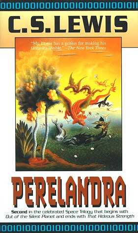 Perelandra  1996 9780684823829 Front Cover