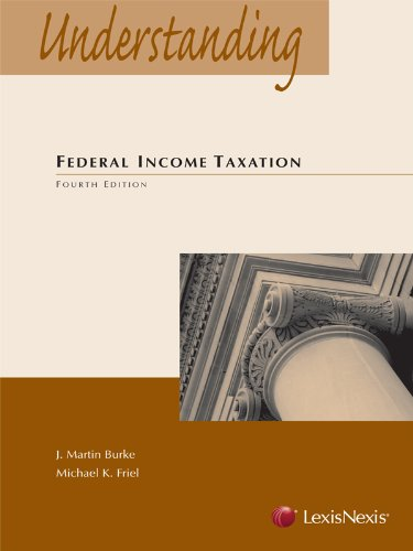 Understanding Federal Income Taxation:   2013 edition cover