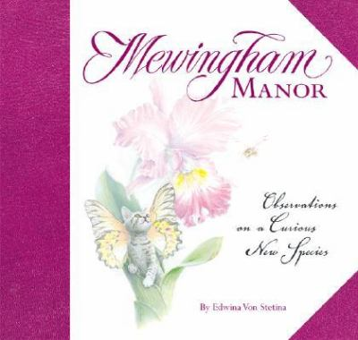 Mewingham Manor Observations on a Curious New Species  2002 (Teachers Edition, Instructors Manual, etc.) 9780867130829 Front Cover