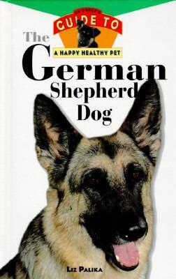 German Shepherd Dog   1995 9780876053829 Front Cover