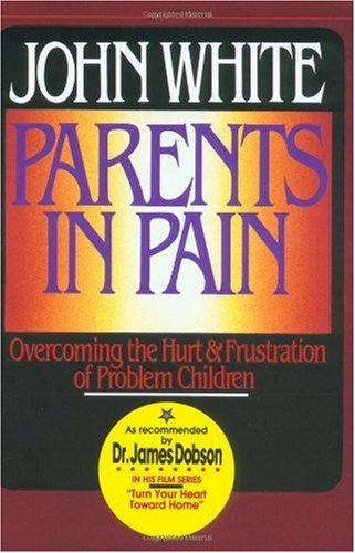 Parents in Pain  N/A edition cover