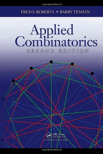 Applied Combinatorics  2nd 2009 (Revised) edition cover