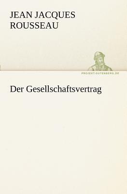 Gesellschaftsvertrag   2011 9783842415829 Front Cover
