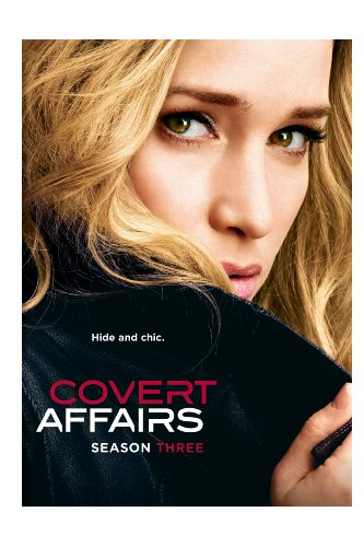 Covert Affairs: Season 3 System.Collections.Generic.List`1[System.String] artwork