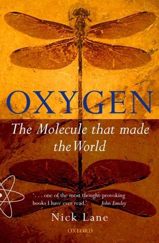 Oxygen The Molecule That Made the World  2003 edition cover