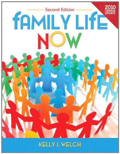 Family Life Now Census Update  2nd 2012 (Revised) 9780205006830 Front Cover