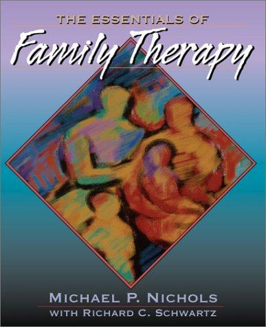 Essentials of Family Therapy Concepts and Methods  2002 edition cover
