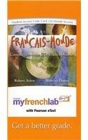 Fran�ais-Monde Connectez-Vous � la Francophonie (24-Month Access)  2012 9780205767830 Front Cover