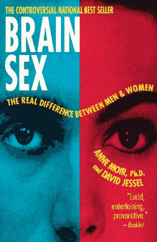 Brain Sex The Real Difference Between Men and Women  1992 edition cover