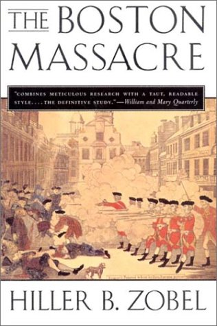 Boston Massacre   1970 (Revised) edition cover