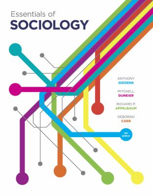 Essentials of Sociology  4th 2013 9780393918830 Front Cover