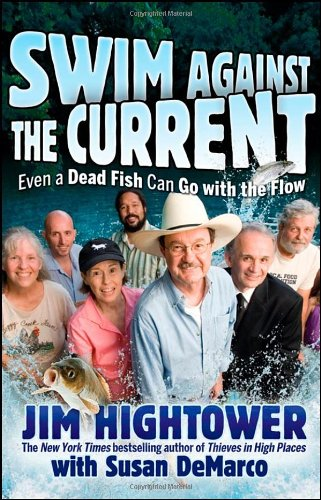 Swim Against the Current Even a Dead Fish Can Go with the Flow  2008 edition cover