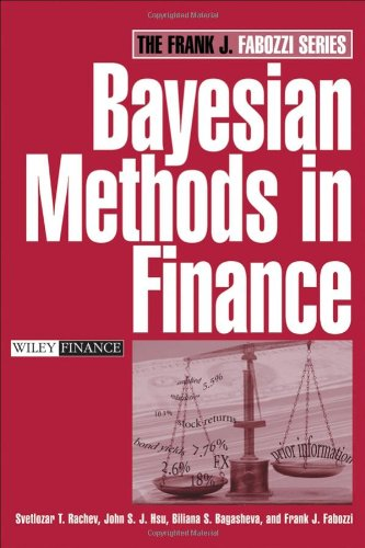Bayesian Methods in Finance   2008 edition cover